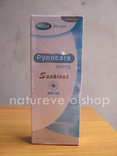 Lindungilah kulit Anda dengan Pynocare White Sunblock