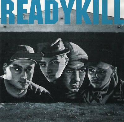 Readykill – Readykill EP (1993, CD EP, 320)