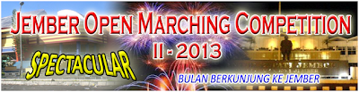 lomba drum band,lomba marching band,info lomba drum band,lomba drum band 2013,jember open marching competition,event