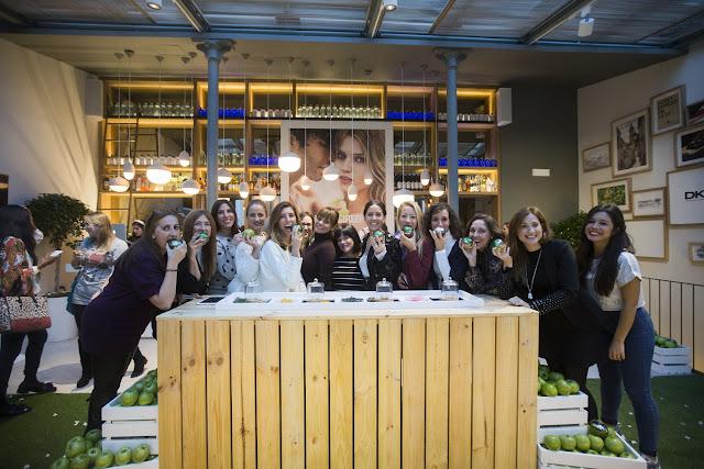 Be Desired, DKNY, Perfume, Presentación, Nueva Fragancia, AW2015, Lifestyle, Carmen Hummer, Blogger
