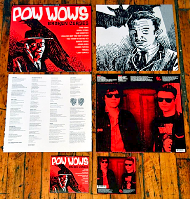 Pow Wows Record Release Party @ Silver Dollar, Feb 20