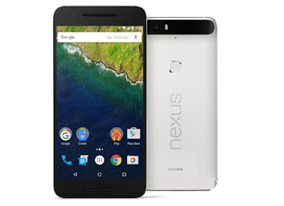 Gogole's Nexus 5x and Nexus 6P Phone's Leaked Specifications and Photos
