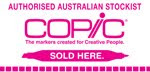 Copic Stockist