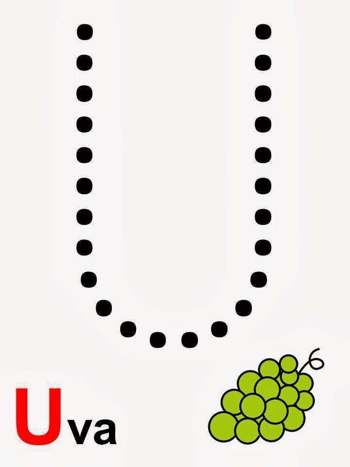 alfabeto uva