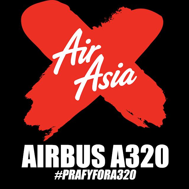 Pesawat Air Asia Hilang : Bawa 155 Penumpang #prayforA320