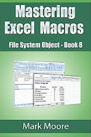 Mastering Excel Macros: FileSystemObject (Book 8)