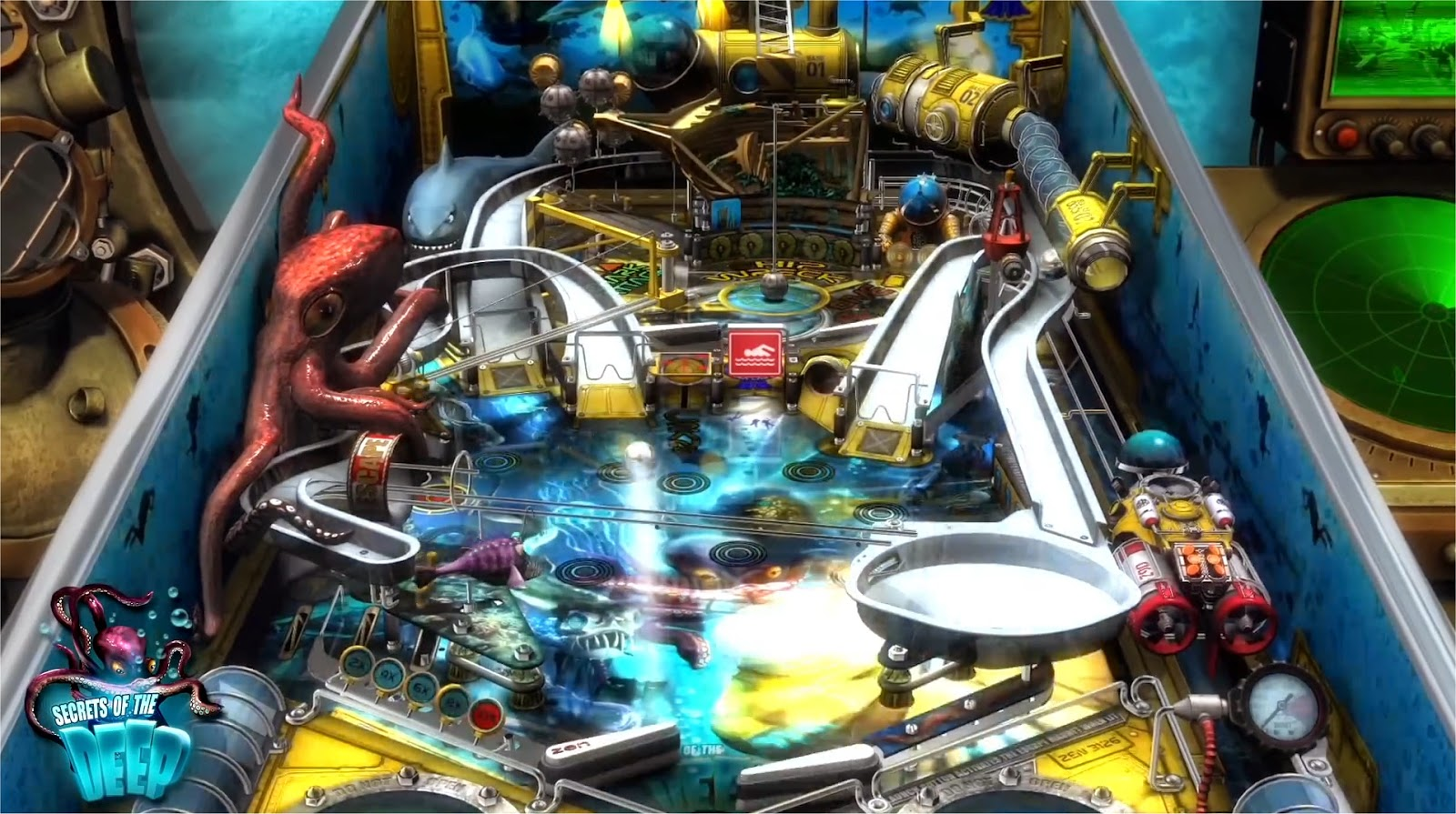Pinball FX2 Table 3