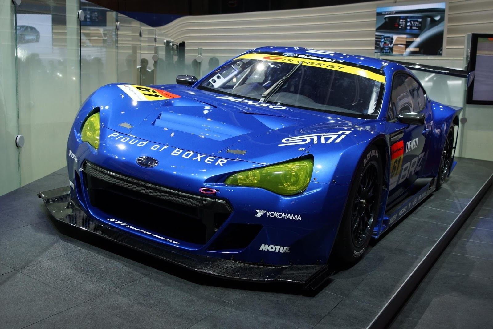 2015 Subaru BRZ Turbo High Resolution - Cars Bikes Overviews
