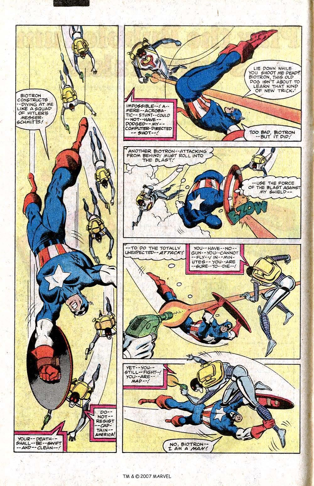 Captain America (1968) Issue #266 #181 - English 8