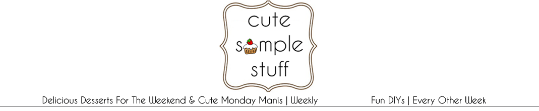 CUTE SIMPLE STUFF