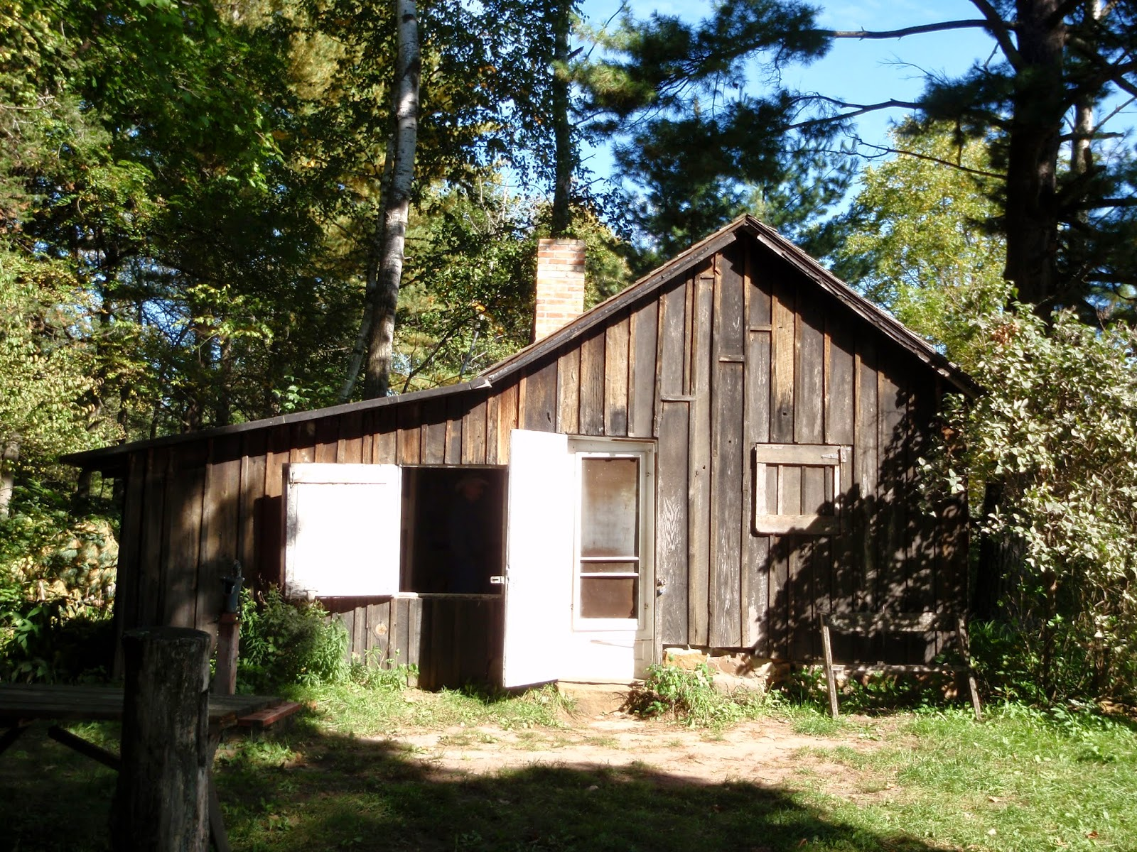 Aldo Leopold Shack at The Aldo Leopold Foundation