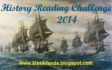A Sail to the Past Reading Challenge--finished!