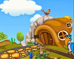Juegos de Escape Forest Bird Escape