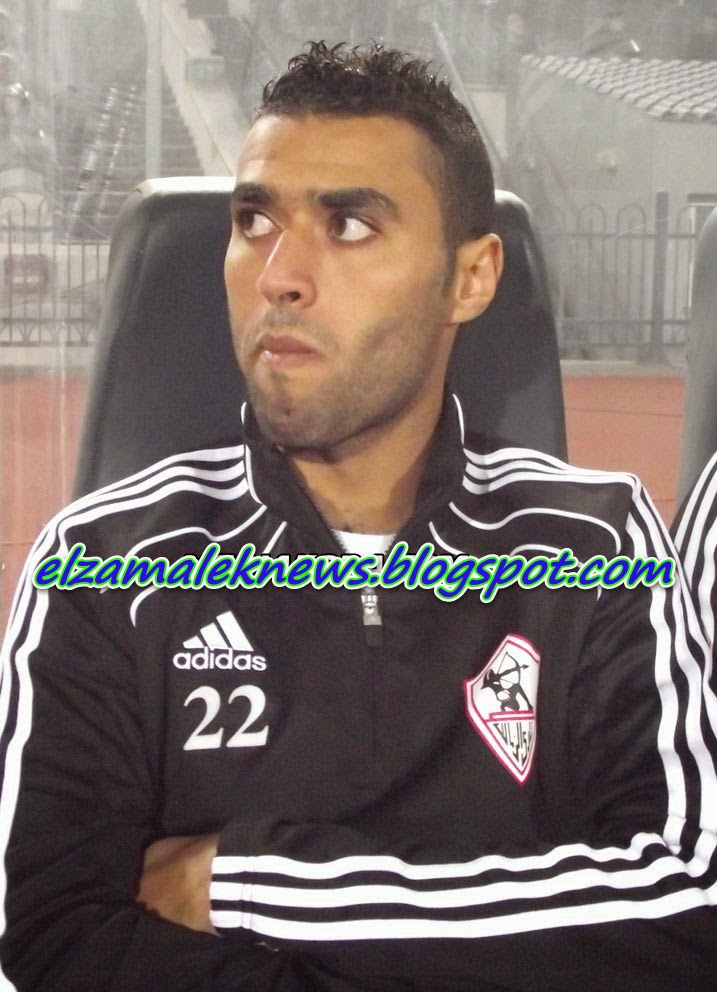 عاشور الأدهم لاعب إرتكاز النادي المصري