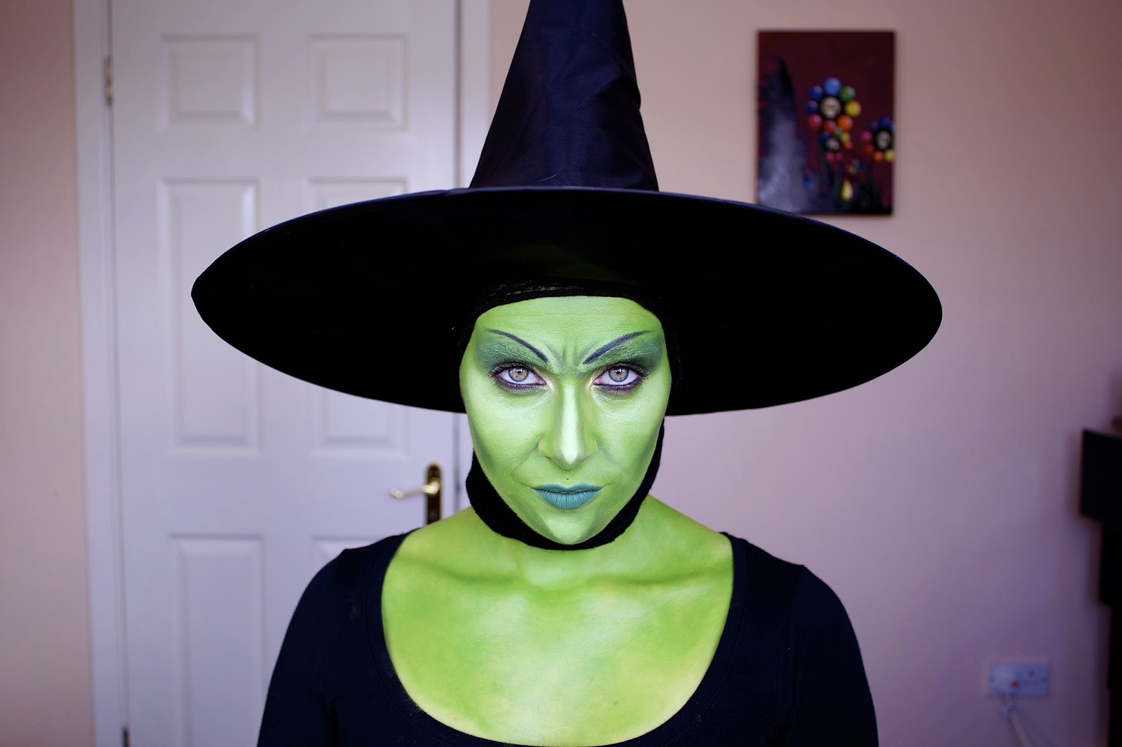 www.LetzMakeupBlog.com: The Wicked Witch of the West; Halloween ...