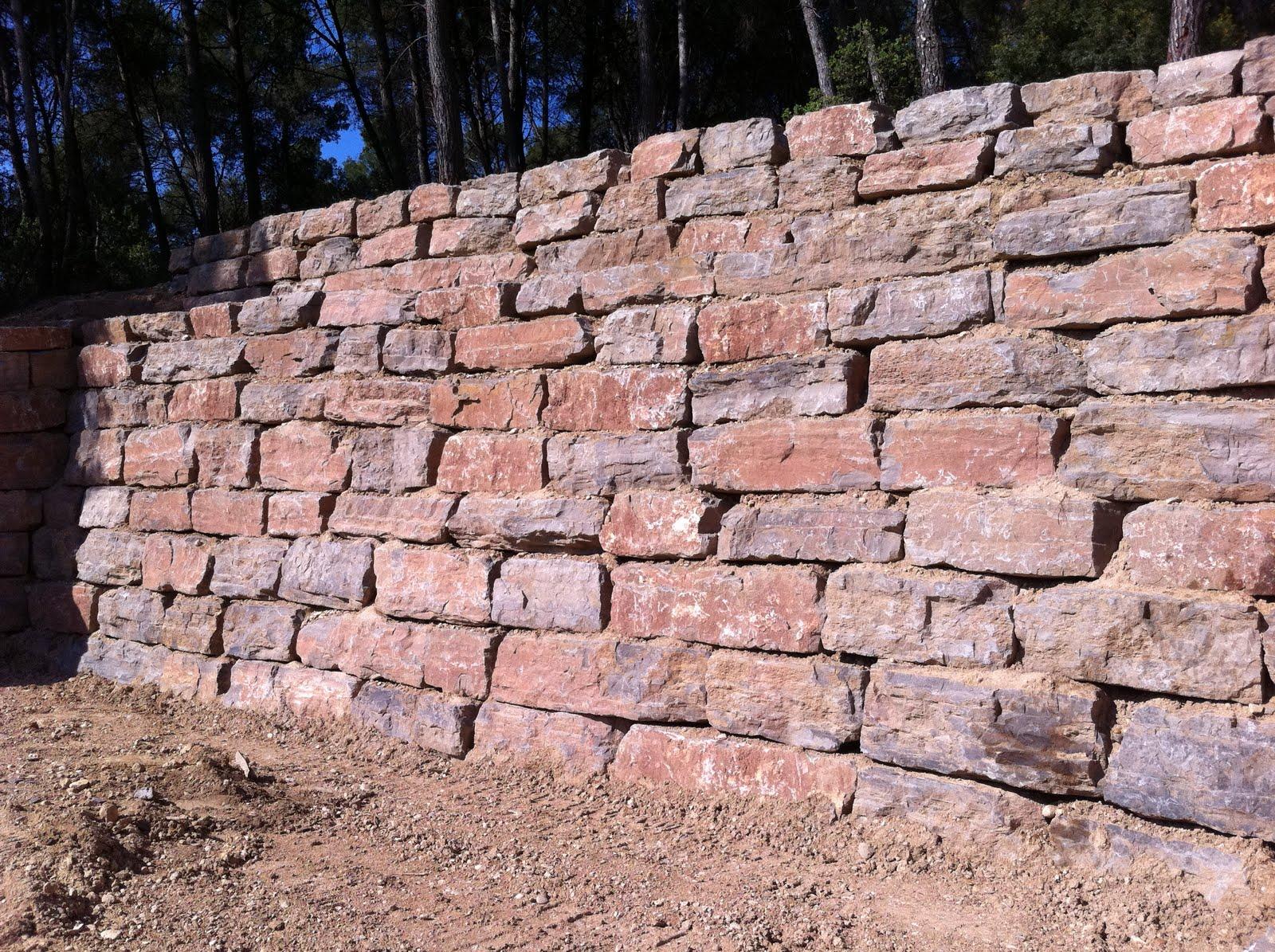 Muros de rocalla junio 2011 - Muros de rocalla ...