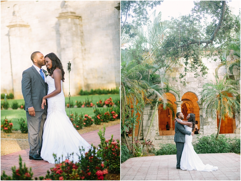 ancient spanish monastery miami wedding photography
