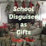 http://ladydusk.blogspot.com/2014/10/school-disguised-as-gifts-logic-toys.html