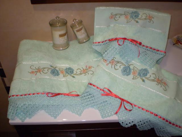 Cosas bonitas que se pueden hacer puntillas para toallas - Hacer puntillas de ganchillo ...