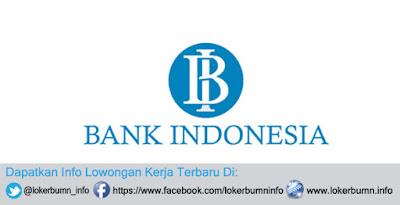 Lowongan Kerja Bank Indonesia (BI) Untuk Lulusan S1
