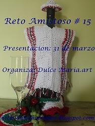 RETO AMISTOSO N° 15