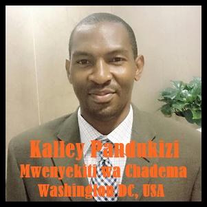 Mwenyekiti wa Chadema, Washington DC