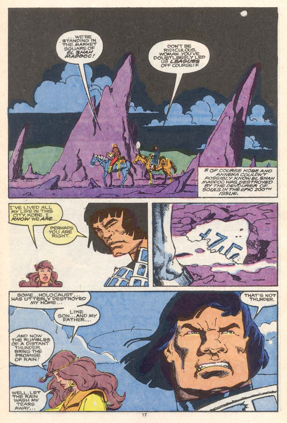 Conan the Barbarian (1970) Issue #206 #218 - English 15