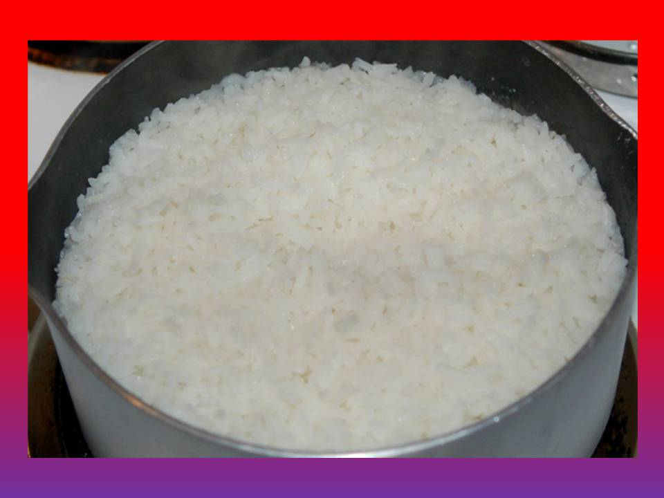 Como se hace arroz blanco for Arroz blanco cocina al natural