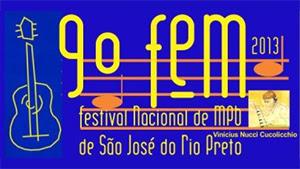 9º festival de música mpb-inscrições abertas-secretaria de cultura-vinícius nucci cucolicchio