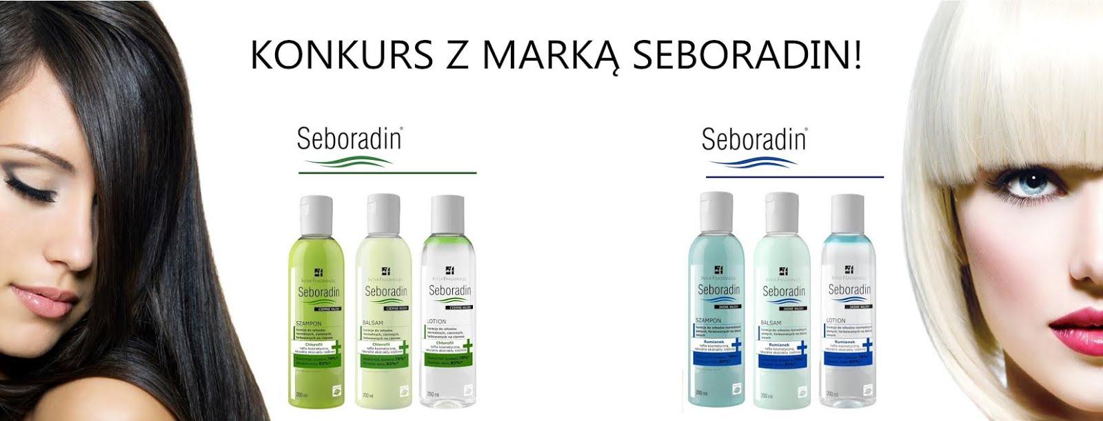 Konkurs z marką Seboradin