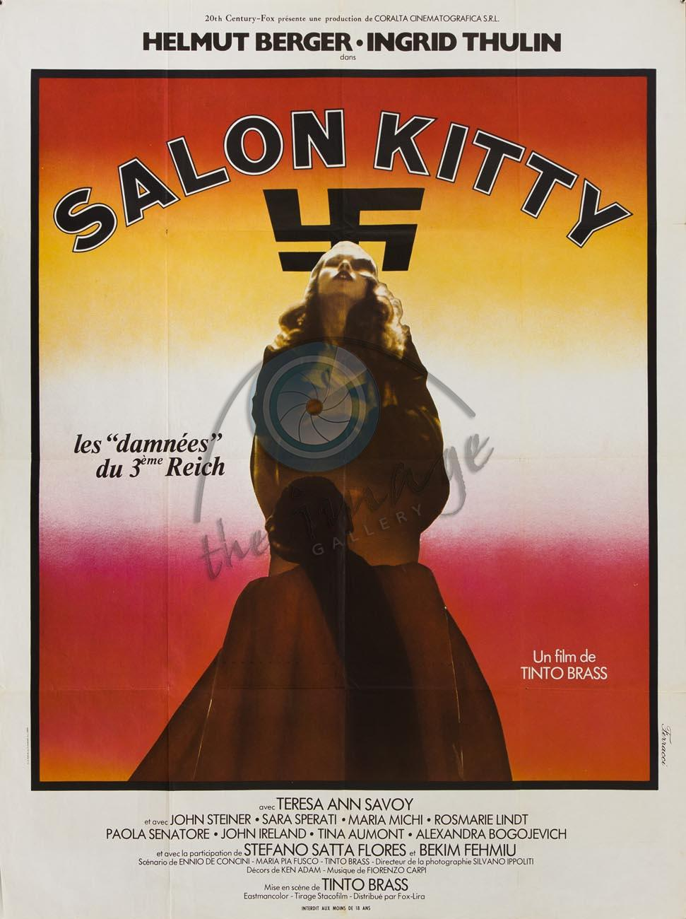 Lầu Xanh 18+ - Salon Kitty - 1976