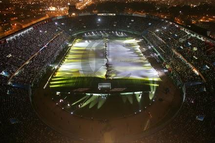 Estadio nacional de lima per historia del per for Puerta 27 estadio nacional