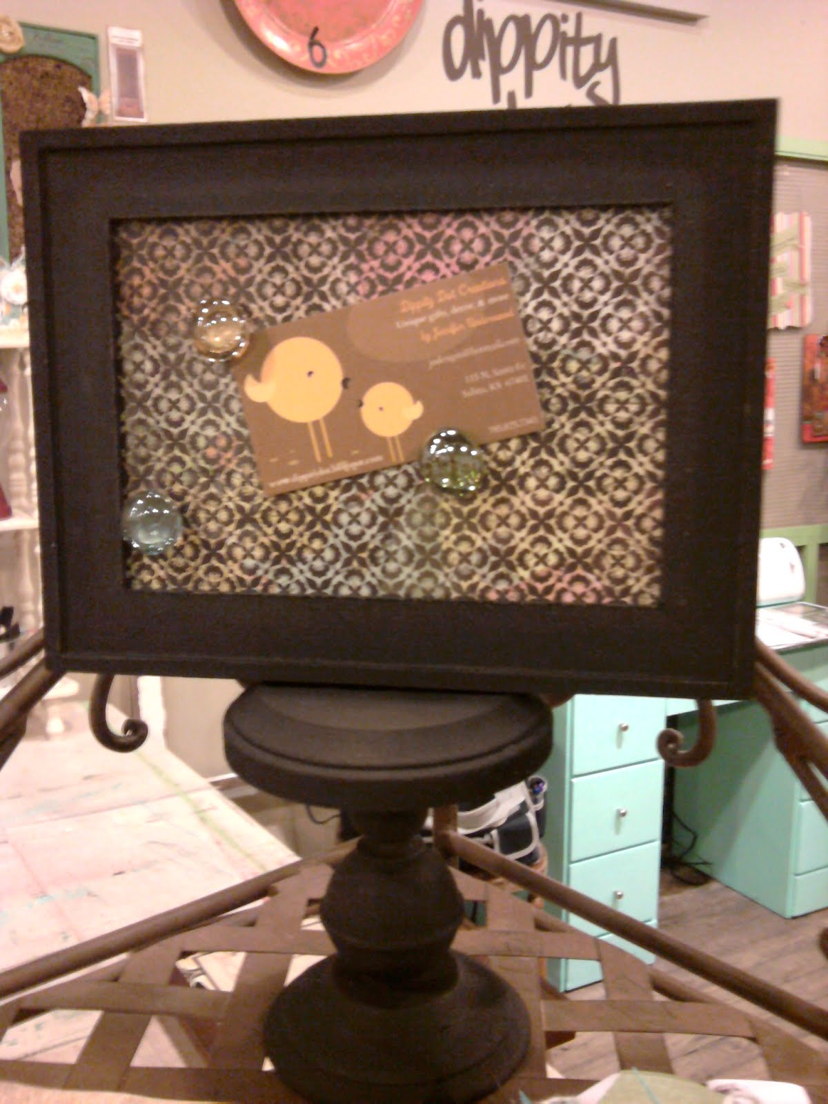 blog mandyfitzgerald client picture design frame pedestal orig