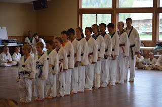 Taekwondo program for children and adults
