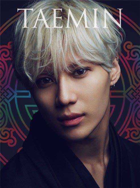 TAEMIN 1er album en solista en japones