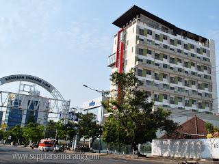 @Hom Hotel Semarang, Budget Hotel, Pandanaran