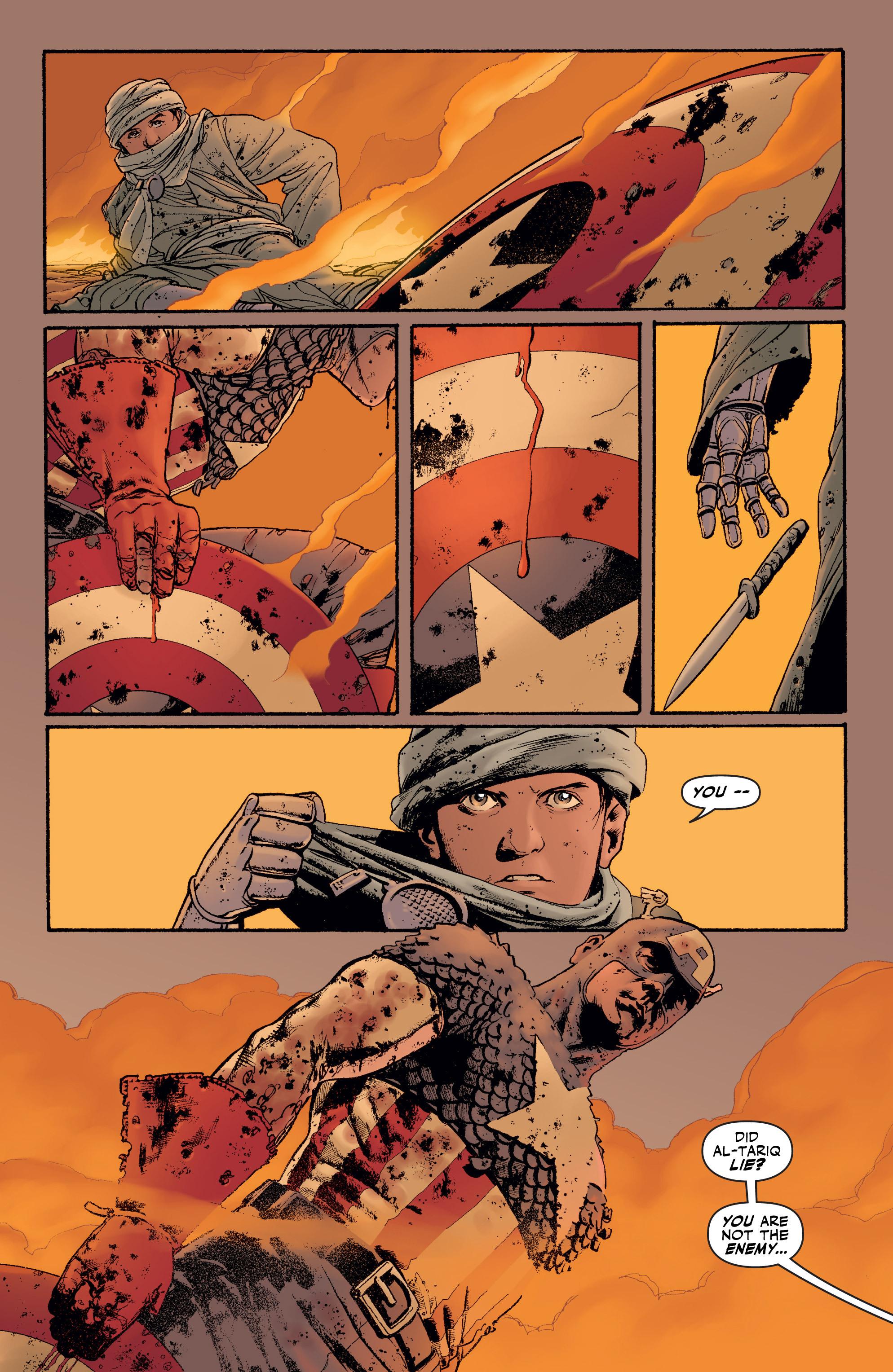 Captain America (2002) Issue #3 #4 - English 9