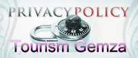 Privacy policy of Tourism Gemza