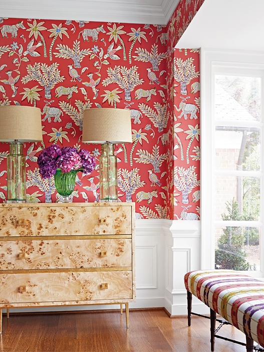 Lee Caroline - A World of Inspiration: Thibaut\'s New Trade Routes ...