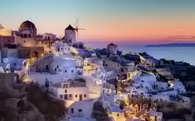 Santorini Live Webcam