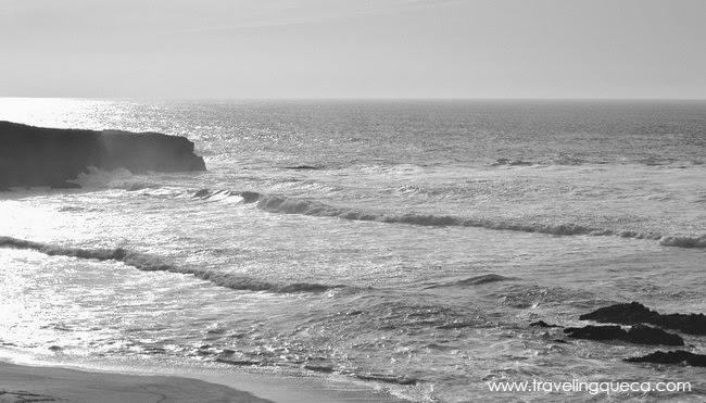 Playa Malhao-Villanova de Milfontes