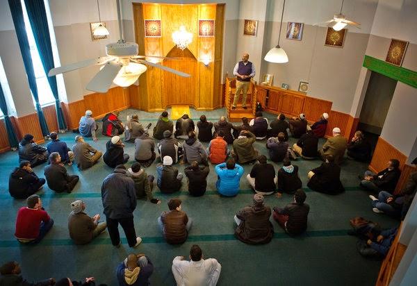 Berniat Bangun Masjid, Komunitas Muslim Chicago Diintimidasi