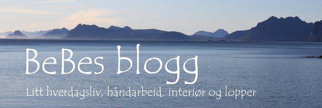 BeBes blogg