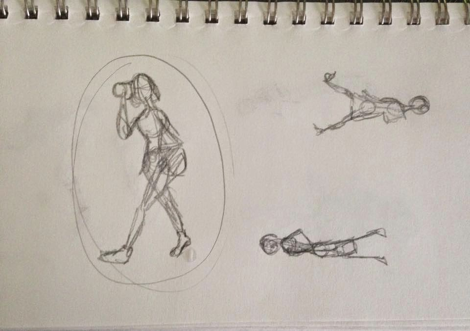 One Line Art Animation : Josh's art blog: animation mentor assignment one!