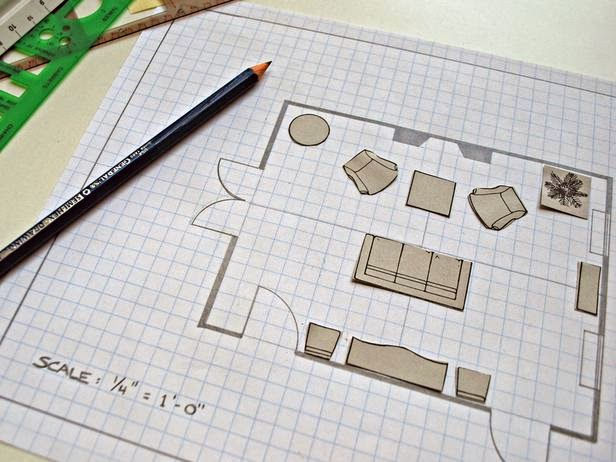 Plan Out Your Room the black goose design: 10 tips when space planning a room