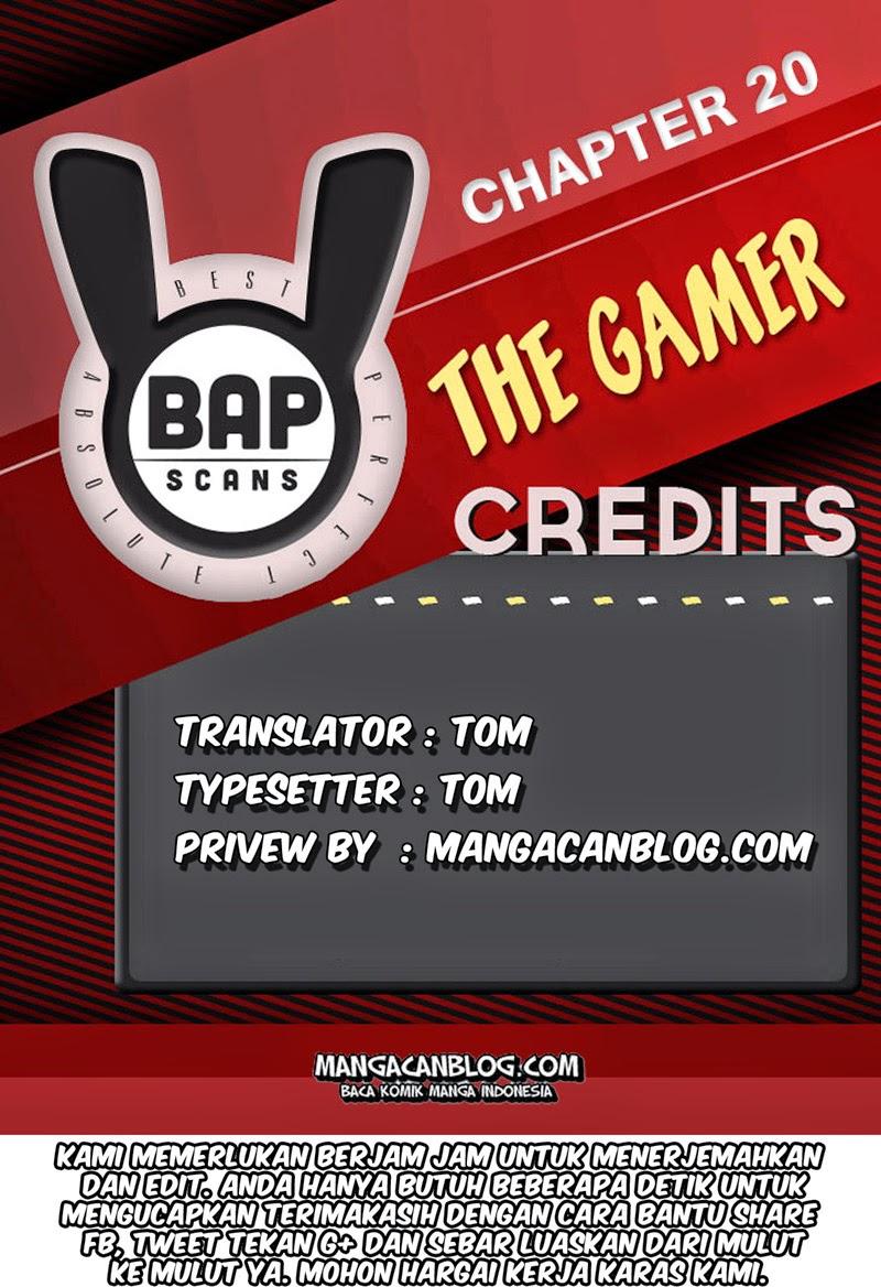 Dilarang COPAS - situs resmi www.mangacanblog.com - Komik the gamer 020 - Get Into Gear 21 Indonesia the gamer 020 - Get Into Gear Terbaru |Baca Manga Komik Indonesia|Mangacan