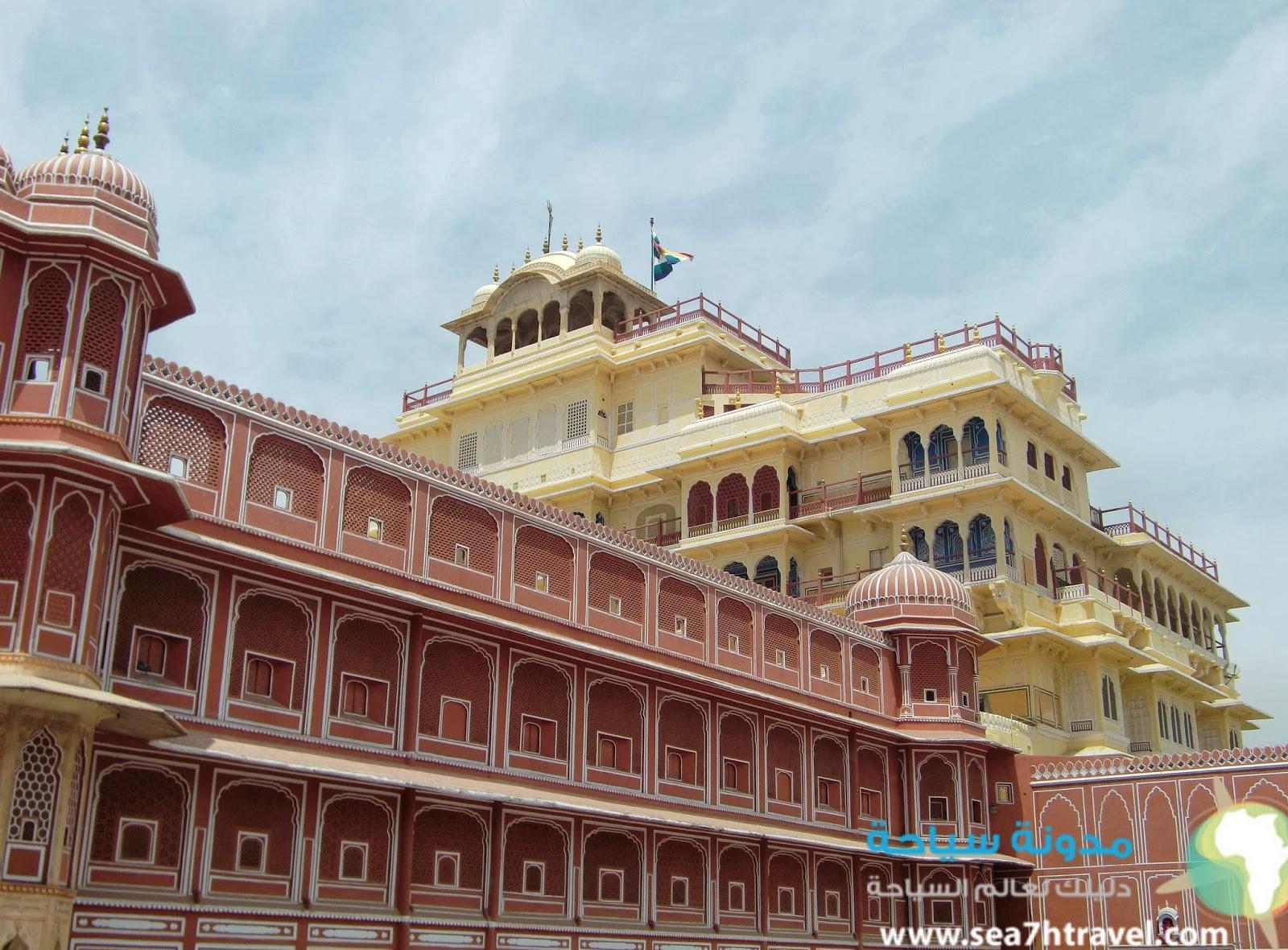 قصر المدينة في جابيور الهند