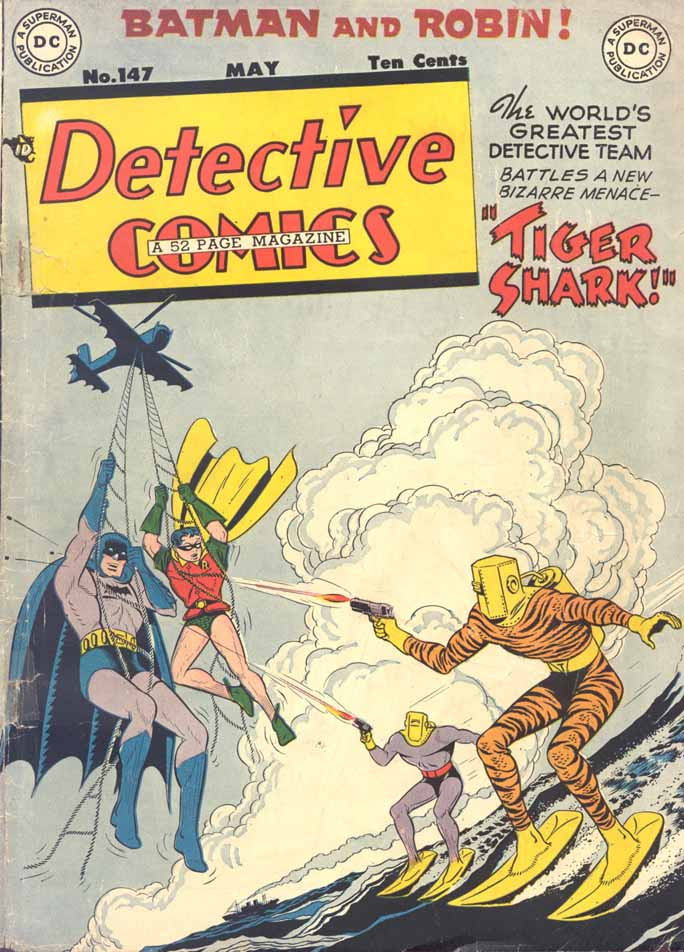 Detective Comics (1937) 147 Page 1
