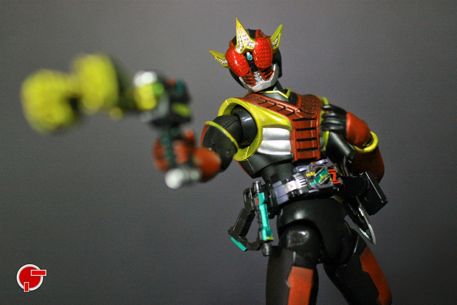 Firestarter's Blog: Toy Review: S.H. Figuarts Kamen Rider Zeronos ...