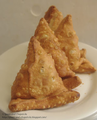 Delicious Homemade Samosas